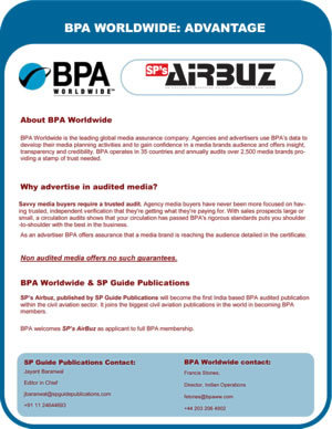 BPA Worldwide - Applied For