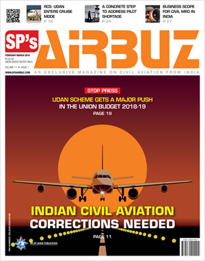 SP's AirBuz ISSUE No 01-18
