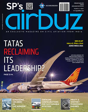 SP's AirBuz ISSUE No 1-2021