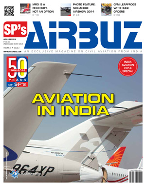 SP's AirBuz April-May 2014
