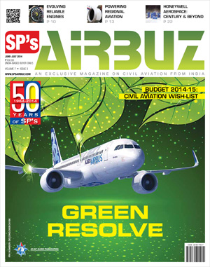 SP's AirBuz June-July 2014